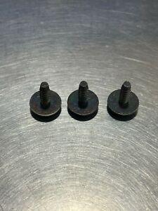 OEM Mazda 3, 5, 6, CX-5, CX-9, MX-5 Miata Bumper Retainer Screw 9CF6-00-516B(x3)