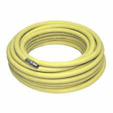 """Goodyear 50 X 3/8"""" Rubber Air Hose Yellow 250 PSI"""