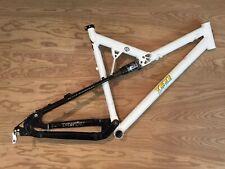 Yeti Factory Racing Active Suspension Easton Aluminum Mountain Bike Frame ASR L
