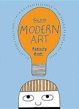 NEW Tate Kids Modern Art Activity Book by Sharna Jackson