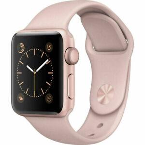 Apple Aluminium Case Sport Band 42mm Smartwatch - Rose Gold