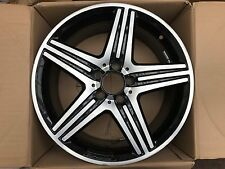 "GENUINE MERCEDES BENZ A CLASS W176 B CLASS W246 18"" AMG ALLOY WHEEL A1764010402"