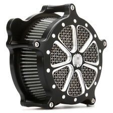 Deep Cut harley Air Cleaner air intake system Electra Glide air filter FLHT 08