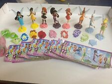 Neu Komplettsatz Disney Fairies mit allen 10 BPZ