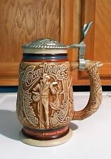 Vintage 1994 Avon Country & Western Music Stein - Numbered