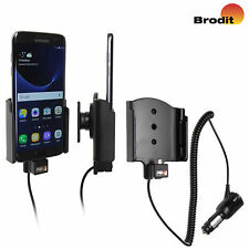 Brodit 512866 Active Holder with Charger for Samsung Galaxy S7 Edge