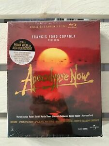 Apocalypse Now - Collector's Edition - 3 Blu-Ray + Booklet + Cartoline