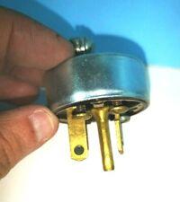 2-PK Circle F METAL Plug Cap with Cord Clamp 20A 125V NEMA 5-20P 3515 NEW