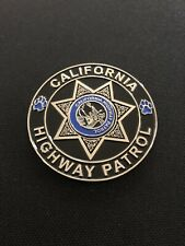 California Highway Patrol CHP K9 Central Division Challenge Coin