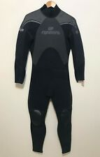 Rip Curl Mens Full Wetsuit Size XS Classic 5/3 Sealed