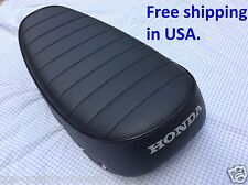 Honda Trail 70 CT70 CT 70 ST70 6V Best Quality New  Seat Saddle - Complete Seat