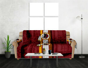 Washington Redskins Sofa Covers Chair Couch Covers Elastic Slipcovers Protector