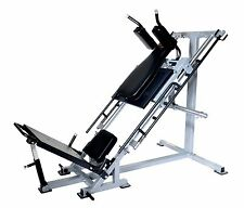 Leg Press 45 Degree Hack Squat Machine with 650 Lbs Rated FREE Shipping