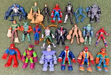 Various Spiderman / Villains Action Figures - Multi Listing - Free Postage