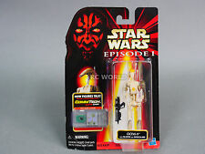 Vintage Star Wars Oom-9 Droid W/ Blaster   Action Figure Comm Tech  #j4