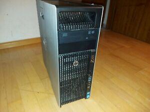 HP Workstation Z620 Xeon E5-1620 3,6GHz 16 GB RAM