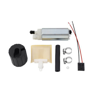 255LPH High Performance EFI Fuel Pump & Kit Replaces GSS341