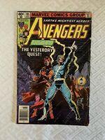 Avengers #185 Origin Scarlet Witch & Quicksilver Bova Modred Mystic Comic