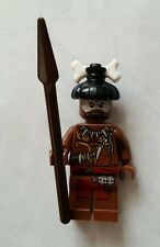 GENUINE LEGO POTC CANNIBAL MINT DISPLAYED ONLY from 4182 pirates of Caribbean