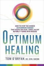 The Autoimmune Fix: How to Stop the Hidden Autoimmune Damage Tom O'Bryan WT74739