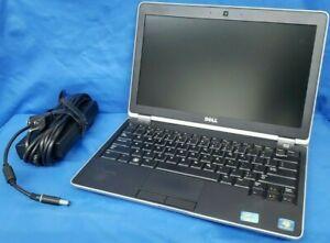 Dell Latitude E6220 Notebook i7-2640M 2.80Ghz 8GB ram 120GB HDD