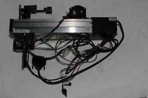 MICRO-CONTROLE Z1077A SCREW LINEAR ACTUATOR+ENCODER AGILENT G2505-60175 MEC PRO
