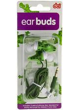 Original DCI Alligator Earbuds Headphones for Ipod, MP3 players, UK seller