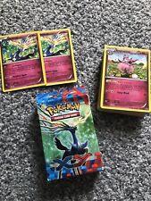 Resilient Life - Theme Deck XY Set - Pokemon Trading Cards TCG - Xerneas Holo