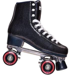 Impala Quad Skates Rollschuhe Rollerskates Artistik Retro Disco Damen Dunkelblau