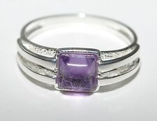 925 Silber - Ring mit Amethyst  ! Unikat ! Exclusive Collection -  2015 - ANADA