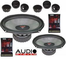 Audio System X 609 Evo 2 6x9 2-Wege Compo System x-Ion-Series 1 Paar160 Watt