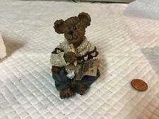 Boyds Bears & Friends Oliver Wendell. Love Letters #227740