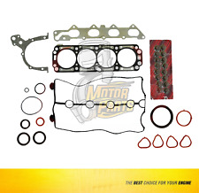 Full Gasket Set Intake & Exhaust valve Fits Chevrolet Aveo 1.6 L DOHC  #JGV041
