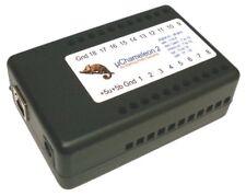 USB I/O & DAQ unit 18 GPIO 12 bit ADC 4 PWM DAC UART SPI and more...