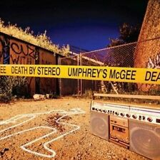 Death by Stereo by Umphrey's McGee (Vinyl, Sep-2011) 2 Lp's + CD New Sealed