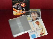 50 pochettes pour CD 2 titres à jacquette cartonnée