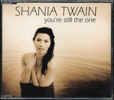 Shania Twain - You're still the one - deutsche 4-trk CD (1998) - NEU & OVP!