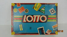 VINTAGE ANTIQUE 1932  MILTON BRADLEY LOTTO BOARD GAME #4370