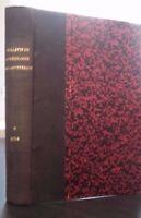 Boletín F. S. Ginecología y Osbtetrique Tomo 6 1954 Masson París Buen Estado