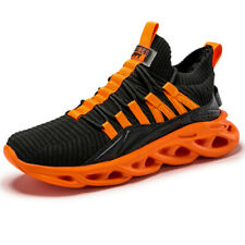 Men Running Shoes Breathable Outdoor Sports Shoes Athletic Trainers Sneakers Gym