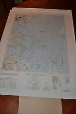 1940's Army (like USGS) topographic map North Point Maryland 5762 IV Kent Island