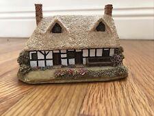 Izaak Walton By Lilliput Lane Miniature Masterpiece Cottage