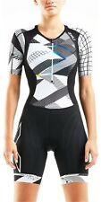 2XU Women's Compression Sleeved Triathlon Suit