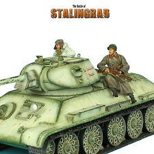 First Legion: RUSSTAL031 Russian Infantry Winter Tank Riders Set #2