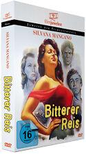 Bitterer Reis - mit Silvana Mangano und Vittorio Gassman - Filmjuwelen DVD