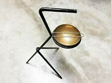 NICE ASHTRAY STAND 1950s style of Carl Auböck ?