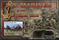 St Vincent & Grenadines Military Stamps 2020 MNH Vietnam War US Marines 1v SS II