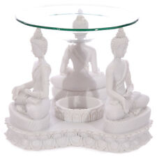 Buddha Aromatherapy Fragrance SCENTED ESSENTIAL Oil Burner Sculpture Gift BUD159