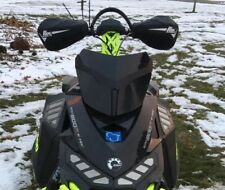 Ski-Doo XP Low Black Windshield (Available in 8 Different Colors)