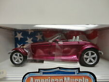 ERTL American Muscle PLYMOUTH PROWLER Purple 1:18 scale